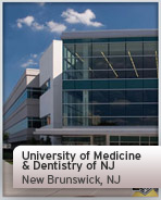 University of Medicine & Dentistry of NJ